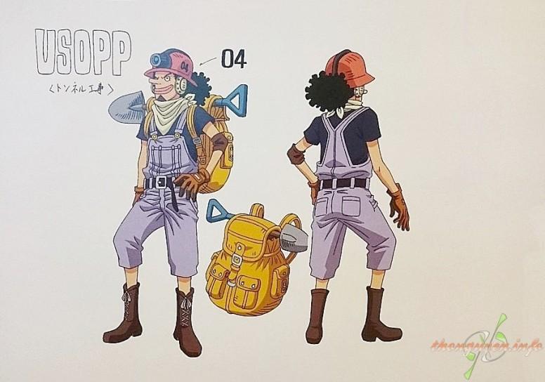 Dao Hai Tac - Trai Tim Vang FullHD, VietSub - One Piece Heart Of Gold 2016 FullHD, VietSub (19)
