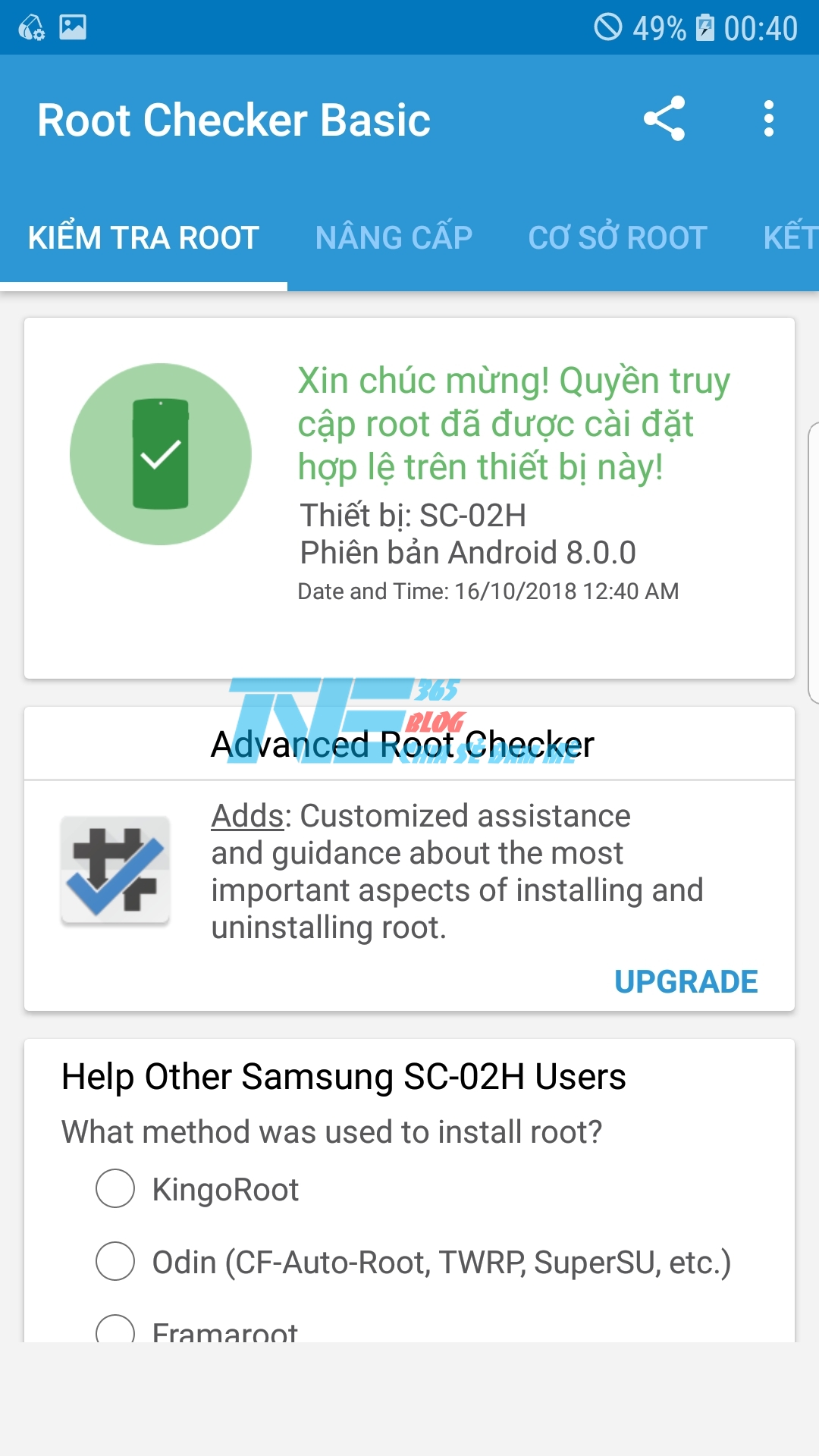 Galaxy S7 Edge Docomo SC-02H Android 8 0 Oreo + Rooted » Thọ Nguyễn